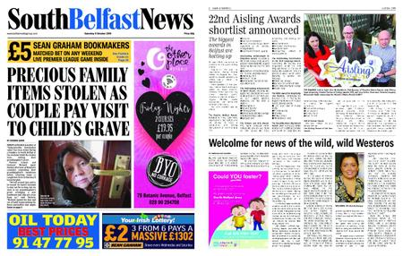 South Belfast News – October 05, 2018