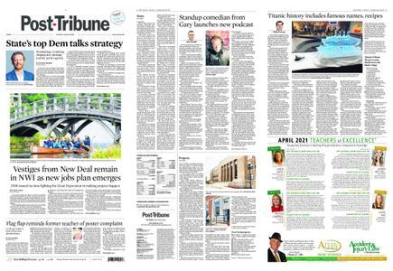 Post-Tribune – April 18, 2021