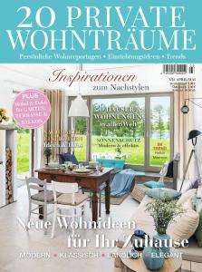 20 Private Wohnträume - April-Mai 2021