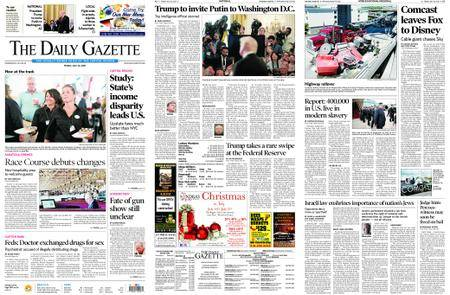 The Daily Gazette – July 20, 2018