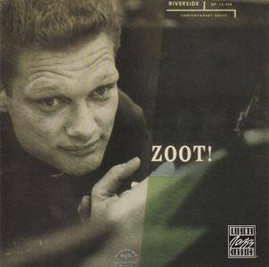Zoot Sims Quintet - Zoot! (1956) {Riverside OJCCD-228-2 rel 1992}