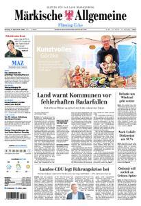 Märkische Allgemeine Fläming Echo - 09. September 2019