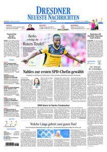 Dresdner Neueste Nachrichten - 23. April 2018