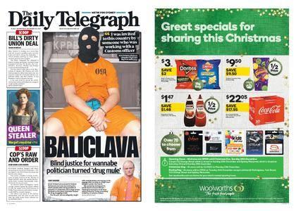 The Daily Telegraph (Sydney) – December 20, 2017