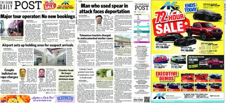 The Guam Daily Post – February 22, 2020