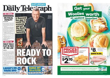 The Daily Telegraph (Sydney) – June 13, 2020