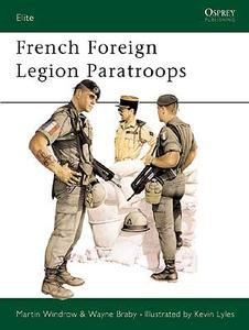E #6 ''French foreign legion paratroops''