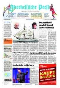 Oberhessische Presse Marburg/Ostkreis - 16. Februar 2019