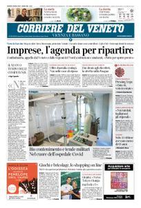 Corriere del Veneto Vicenza e Bassano – 09 aprile 2020