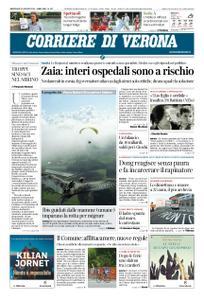 Corriere di Verona – 21 agosto 2019