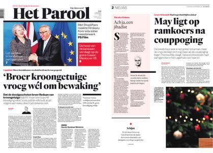 Het Parool – 12 december 2018