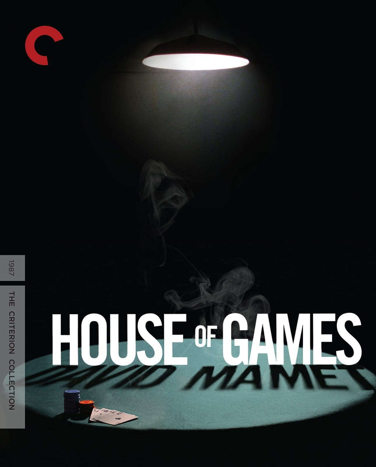 House of Games (1987) [Criterion Collection]
