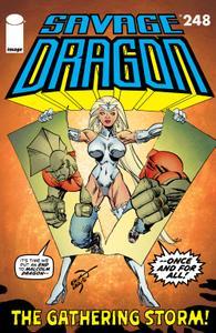 Savage Dragon 248 2020 digital The Seeker