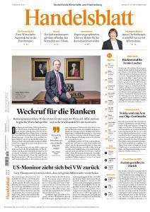 Handelsblatt - 15 September 2020