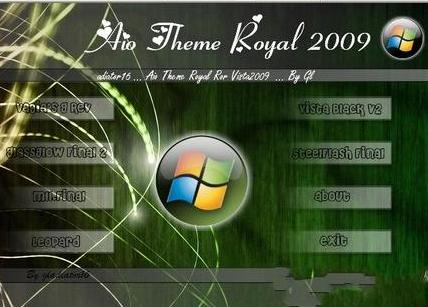 A.I.O. Royal Themes 2009