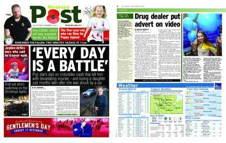 Nottingham Post – November 11, 2017