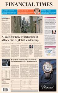 Financial Times Middle East - April 21, 2021