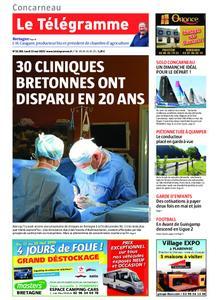 Le Télégramme Concarneau – 13 mai 2019