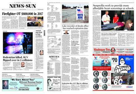 Lake County News-Sun – April 03, 2018