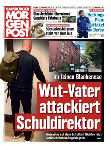 Hamburger Morgenpost – 11. September 2019