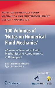 100 Volumes of 'Notes on Numerical Fluid Mechanics': 40 Years of Numerical Fluid Mechanics and Aerodynamics in Retrospect
