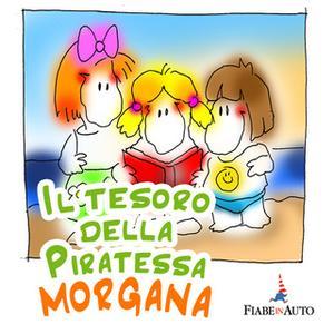 «Il tesoro della Piratessa Morgana» by Giacomo Brunoro