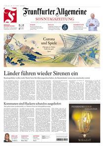 Frankfurter Allgemeine Sonntagszeitung - 25 Juli 2021