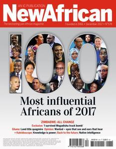 New African - December 2017