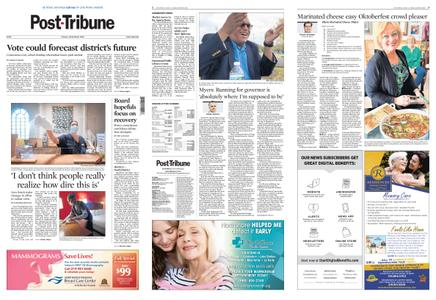 Post-Tribune – October 18, 2020