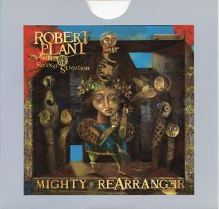 Robert Plant & Strange Sensation - Mighty Rearranger (2005) [Expanded & Remastered]