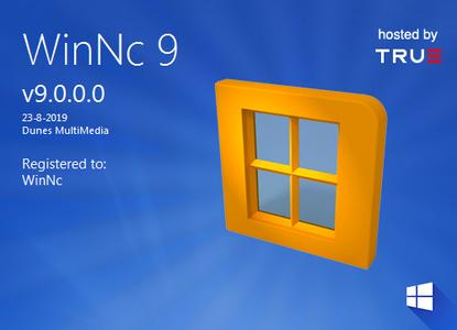WinNc 9.0.0 Multilingual + Portable