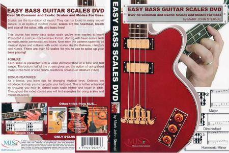 Easy Bass Guitar Scales DVD [repost]