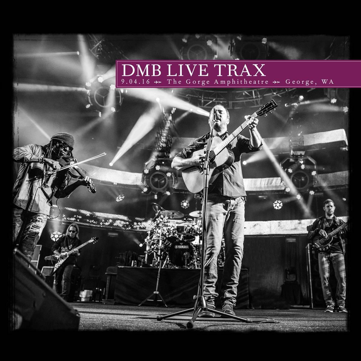 Dave Matthews Band - Live Trax Vol. 44: 2016-09-04 - The Gorge Amphitheatre - George, WA (2017) {4CD}