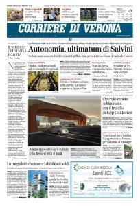 Corriere di Verona - 4 Aprile 2019