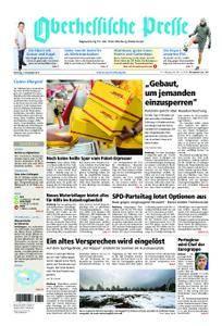 Oberhessische Presse Marburg/Ostkreis - 05. Dezember 2017