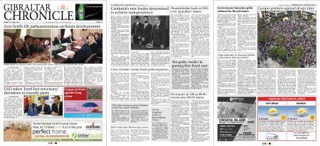 Gibraltar Chronicle – 18 May 2018