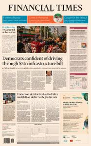 Financial Times USA - March 29, 2021
