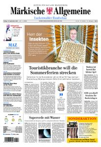 Märkische Allgemeine Luckenwalder Rundschau - 13. September 2019