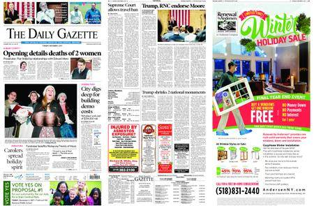 The Daily Gazette – December 05, 2017