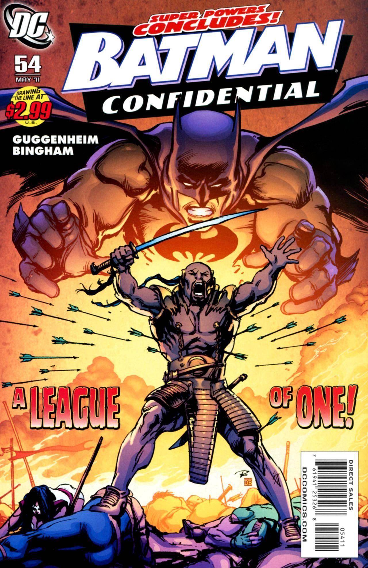 Batman Confidential 054 2011