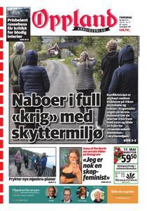 Oppland Arbeiderblad – 16. mai 2019