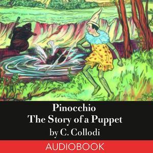 «The Adventures of Pinocchio» by Carlo Collodi