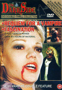 The Dark Side DVD Double-Thrill Collection: Sexy Vampire Double Feature