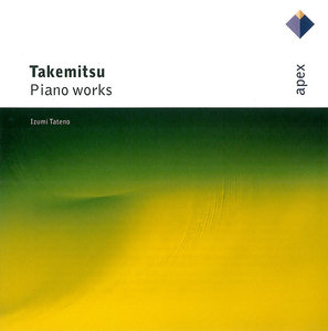 Izumi Tateno - Toru Takemitsu: Piano Works (1996) Reissue 2003 [Re-Up]