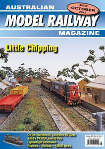 Australian Model Railway Magazine - October 01, 2018