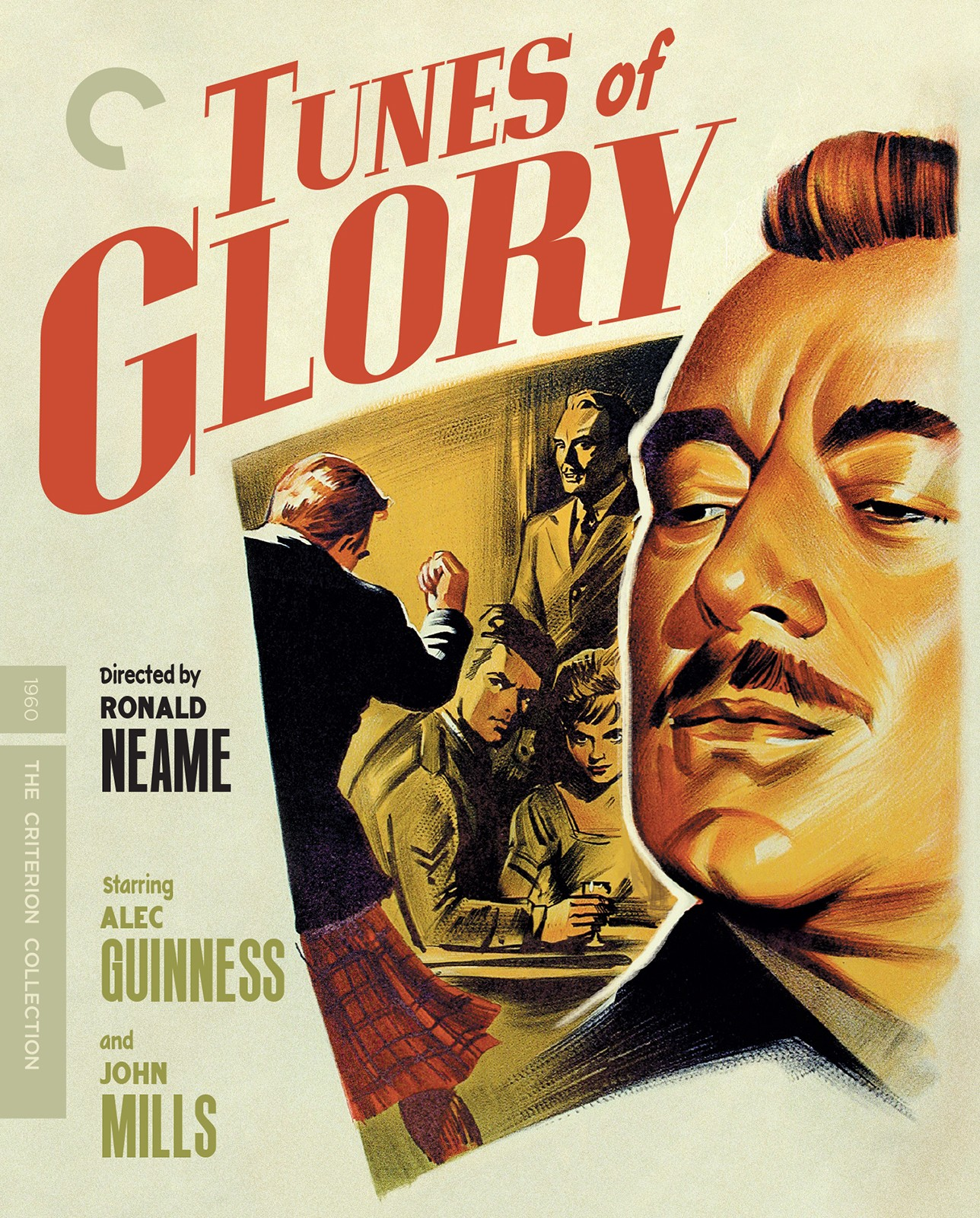 Tunes of Glory (1960) [Criterion Collection]