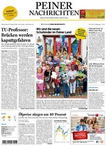 Peiner Nachrichten - 16. August 2018