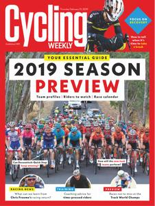 Cycling Weekly - February 21, 2019