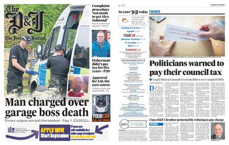 The Press and Journal Moray – August 19, 2020