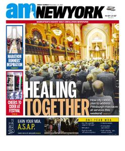 AM New York - November 02, 2018
